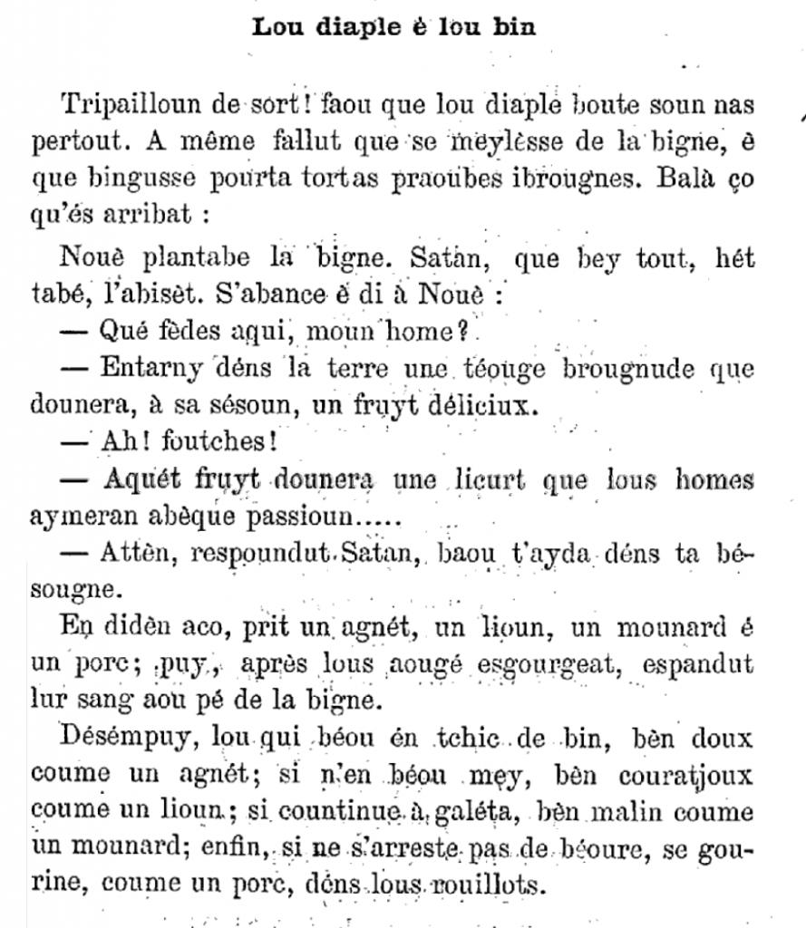 Lo diaple e lo vin (T. Blanc) dans Literatura th_blanc